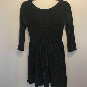 Top Shop Sparkle Dress